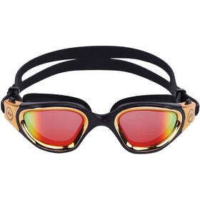 Zone3 Vapour Svømmebriller Polarized, sort/orange